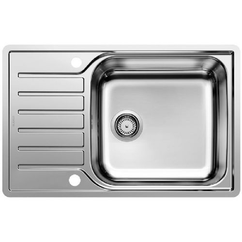 Blanco Lantos XL 6 S-IF Compact Stainless Steel Kitchen Sink